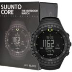 Suunto Core All Black Outdoor Watch w/ Altimeter Barometer SS014279010 *TAX FREE – Défiscalisez mieux