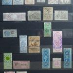 Ensemble de timbres fiscaux oblitérés: France , Belgique, Etats-Unis, Italie … – Défiscalisez mieux