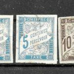 C042 France Colonies Générales Lot Taxe Forte Cote  – Défiscalisez mieux