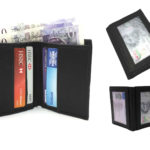 Real Leather Oyster Credit Card Wallet Holder Slim Mini Travel Business Money – Défiscalisez mieux