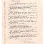 Ap1791.1 GB HISTORIC TAXATION Lettersheet Giving Notice William Pitt Proposal  – Défiscalisez mieux