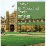 Tolley's GB Taxation de Trusts 2018-19 par Maston, Ian, Nouveau Livre ,Gratuit  – Défiscalisez mieux