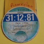 collectable tax disc, expired ~ 31/12/81    ~ LEYLAND    A E C    ~ – Défiscalisez mieux