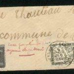 11 Timbre taxe N°18 30c sur fragment Tarif du 01 05 1878 Timbre ayant deja servi – Défiscalisez mieux