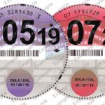 Vehicle Tax Disc 2019 2020 Any Month or Day MOT Car HGV Bus Motorcycle Scooter – Défiscalisez mieux