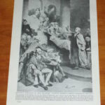 Print circa 80 year old Britains Taxation her Colonies – Défiscalisez mieux