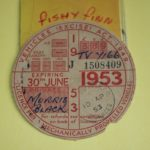 collectable tax disc, expired ~ JUN 1953  ~ MORRIS ~ – Défiscalisez mieux