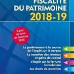 Top'Actuel Fiscalité Du Patrimoine 2018-2019 de Meyer…   Livre   état très bon – Défiscalisez mieux