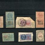 lot anciens  timbres fiscaux divers – Défiscalisez mieux