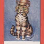 LOUIS WAIN Cat got his fur coat before Luxury Tax pub Raphael Tuck 3221 p/unused – Défiscalisez mieux
