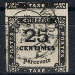 MA2531 France Classiques Taxe n°5A YT Cote 100 € – Défiscalisez mieux