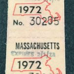 Massachusetts Tax Stamp Automobile? 1972 Tax Stamp Seal – Défiscalisez mieux