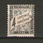 TIMBRE TAXE – 1881-92 YT 13 – TIMBRE NEUF* trace de charnière – Défiscalisez mieux