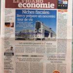 FIGARO ECONOMIE (LE) [No 20835] du 28/07/2011 – NICHES FISCALES / BERCY PREPARE UN NOUVEAU TOUR DE VIS – DETTE AMERICAINE / LE DEBAT SE CORSE – LES AMENDES PASSENT A 17 EUROS – LA FILIALE CHINOISE D'AUCHAN REUSSIT SA COTATION – SAMSUNG DEFIE L'IPHONE AVEC SON GALAXY – DEGRADATION DU MARCHE DE L'EMPLOI EN JUIN – M6 PRET A BASCULER SA CHAINE PARIS PREMIERE EN GRATUIT – LES COMPTES D'AIR-FRANCE-KLM DANS LE ROUGE – LA BOURSE FAIT BON ACCUEIL AU ROI AMERICAIN DU BEIGNET – LES SIDERURGISTES PROFITENT* – Réduisez vos impôts