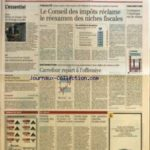 FIGARO ECONOMIE (LE) [No 18369] du 29/08/2003 – MUSIQUE – VIVENDI UNIVERSAL FERME MP3.COM EUROPE BAISSE EN TROMPE L'OEIL DU CHOMAGE EN JUILLET – VERS UN ACCORD SUR L'ACCES AUX MEDICAMENTS GENERIQUES – KEOLIS INTERESSE LES FONDS D'INVESTISSEMENT – LES BONS CHOIX POUR LA RENTREE – LE CONSEIL DES IMPOTS RECLAME LE REEXAMEN DES NICHES FISCALES PAR REMI GODEAU – CARREFOUR REPART A L'OFFENSIVE PAR NADEGE FORESTIER – CONJONCTURE – CROISSANCE – L'AMERIQUE EST DE RETOUR – ELEKTRIM DEMANDE PLUS A VIVEND – Réduisez vos impôts