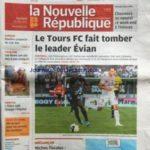 NOUVELLE REPUBLIQUE (LA) [No 20010] du 21/08/2010 – TOURS / INCENDIE – LES FUMEES SE PROPAGENT – 11 PERSONNES EVACUEES – LE TOURS FC FAIT TOMBER LE LEADER EVIAN – SORIGNY / POUDRE SUSPECTE – DU TALC BIO – TOURAINE / LES ROMS ONT ETE PEU A PEU INTEGRES – BREGANCON / NICHES FISCALES – AMBOISE / L'EDEN CAFE CHANGE L'HOPITAL – Réduisez vos impôts