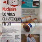LIBERATION [No 9138] du 29/09/2010 – NICHE FISCALES / COMMENT PAYER 13 EUROS D'IMPOT AVEC 145 000 EUROS DE REVENUS – NUCLEAIRE / LE VIRUS QUI ATTAQUE L'IRAN – KATERINE – SUR LE FIL DU DERISOIRE – BRUXELLES LIVRE LA SECURITE ALIMENTAIRE A UNE ANCIENNE LOBBYISTE PRO-OGM – HIRSCH DENONCE LES PETITS CADEAUX – Réduisez vos impôts