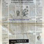MONDE (LE) [No 16398] du 17/10/1997 – LE CHEF DE L'ETAT DURCIT LA COHABITATION EN CRITIQUANT M. JOSPIN SUR LES 35 HEURES – LA LOI PONS OU LE SCANDALE DES NICHES FISCALES DANS LES DOM-TOM – CONGO – M. NGUESSO PREND LE CONTROLE DU PAYS AVEC L'AIDE DE L'ANGOLA – FRANCE TELECOM PRIVATISEE PEUT RAPPORTER GROS A SES SALARIES PAR SOPHIE FAY – CIRCULATION – L'AUTO-LIMITATION – L'ARGENT AU C-ª+¡UR DE LA POLITIQUE AMERICAINE PAR LAURENT ZECCHINI – LES LUMIERES D'UN NOBEL – PIAT – LES CRITIQUE – Réduisez vos impôts